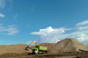 Fluvial Sand Supply