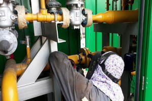 Piping, Metering Station - Muara Karang